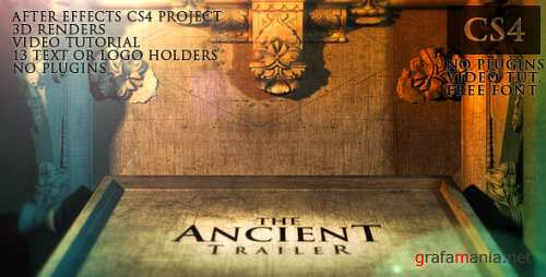VideoHive.The Ancient Trailer.106717