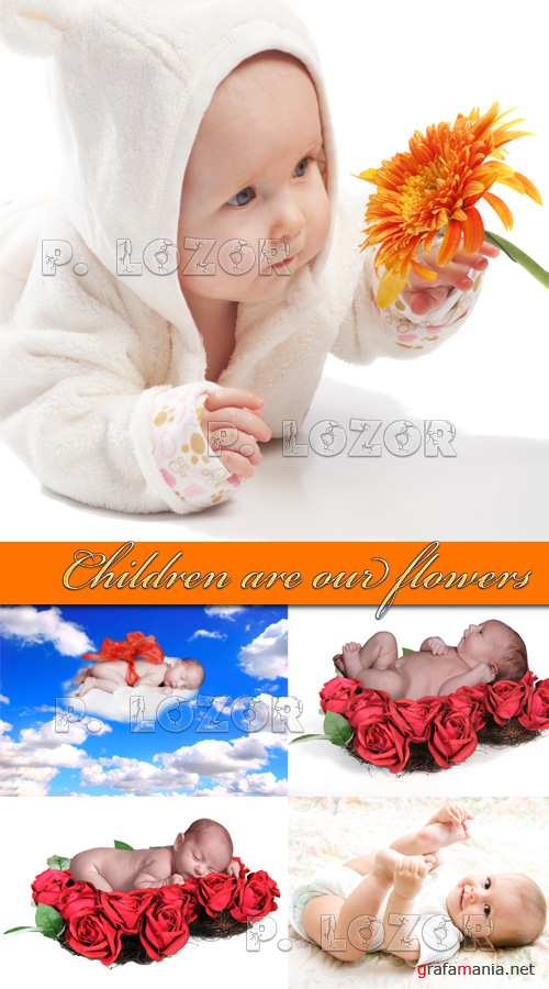 Children are our flowers