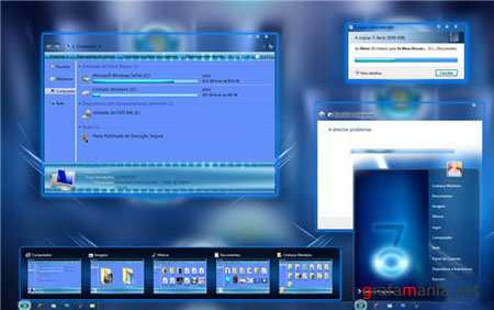 Media Theme Final Theme for Windows 7