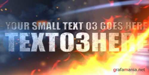 VideoHive.Explosion In Hell.148533