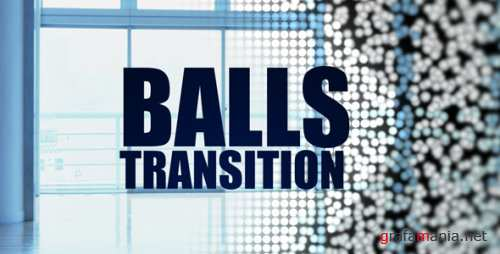 VideoHive.Balls Transition.124529
