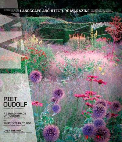 Landscape Architecture /March/ - (2011) PDF