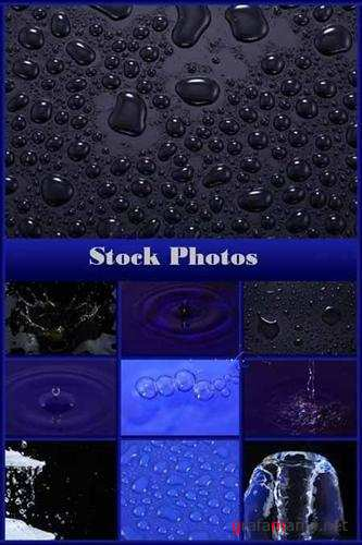 Stock Photos  - Types of water
