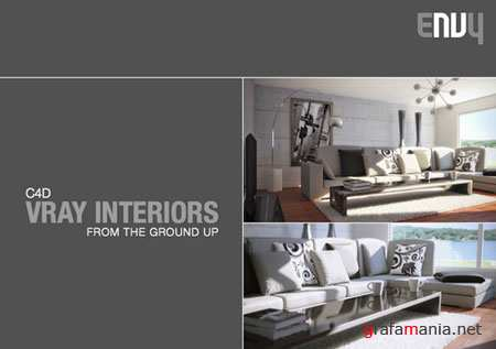 C4D V-Ray Interiors From the Ground Up AVC-Rip