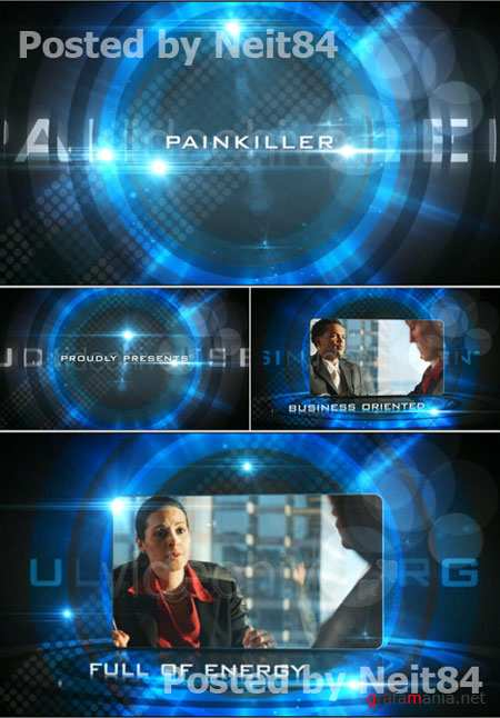 After Effect project Painikiller 103680
