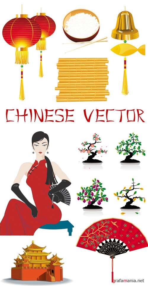 Chinese Vector
