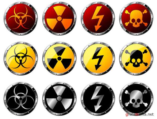 Signs of radiation is dangerous