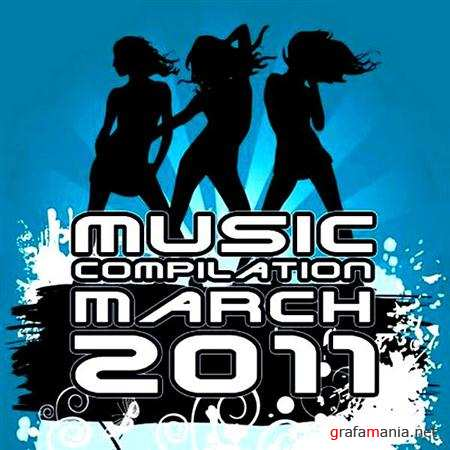 Music compilation March (2011)