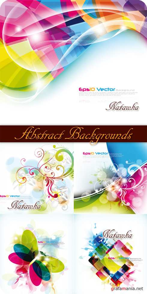 ����������� ����. Abstract Backgrounds - Stock Vectors
