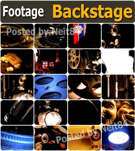 Footage Eyewire Backstage NTSC