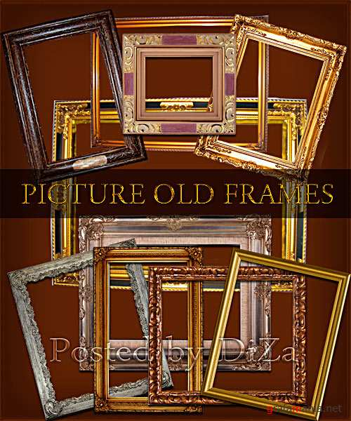 PICTURE OLD FRAMES