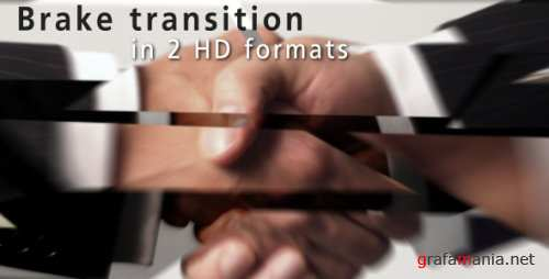 VideoHive.Brake Transition.124296