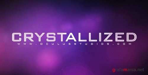 VideoHive Crystallized Logo Reveal.120696