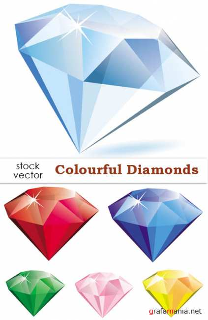 ��������� ������� - Colourful Diamonds