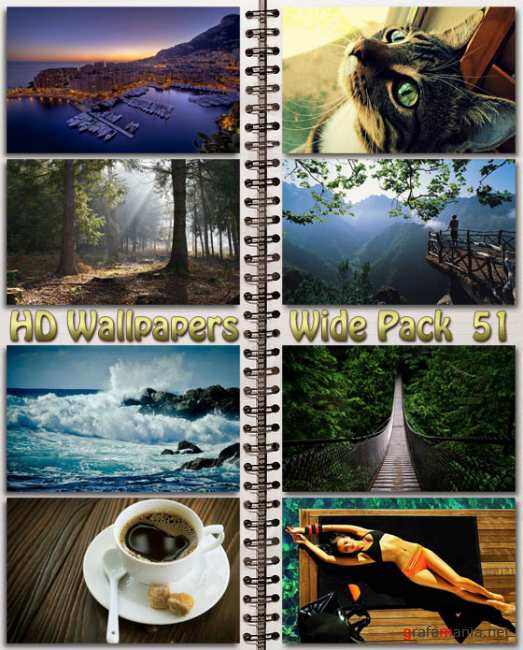 HD Wallpapers Wide Pack №51