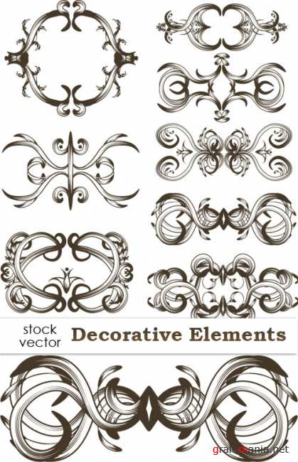 ��������� ������� - Decorative Elements