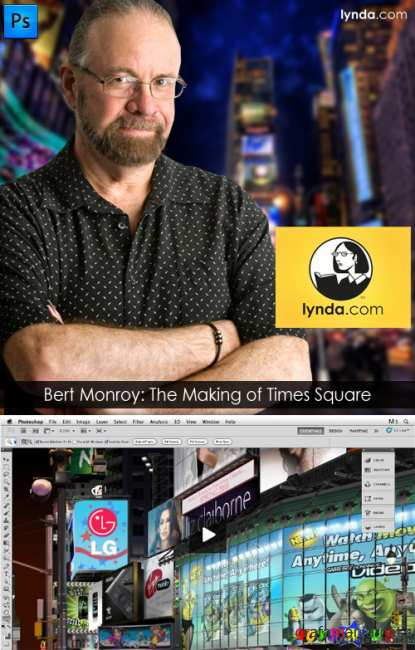 Bert Monroy: The Making of Times Square, The Tools