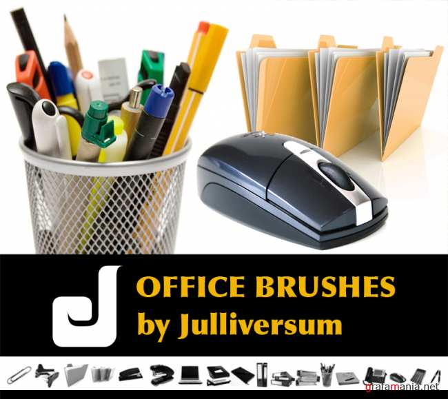 ������� ����� �������� ���������� / Office Brushes