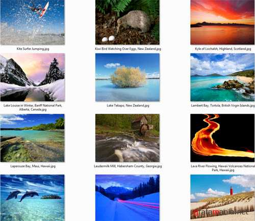 Webshots Premium Wallpapers set 2