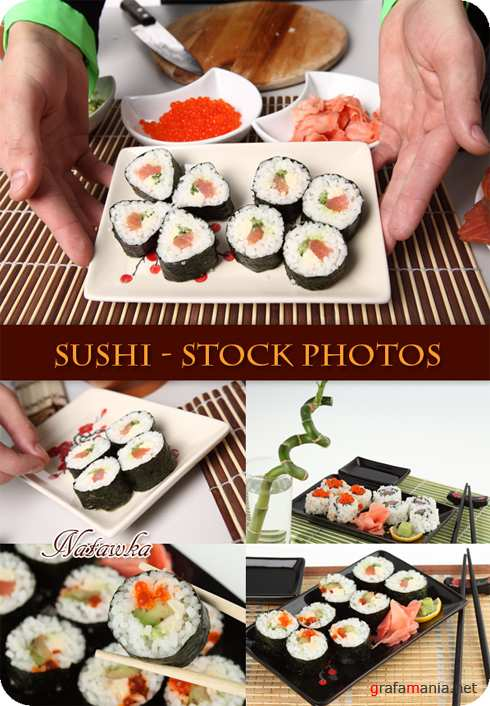 Sushi - Stock Photos