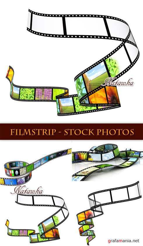 Filmstrip - Stock Photos