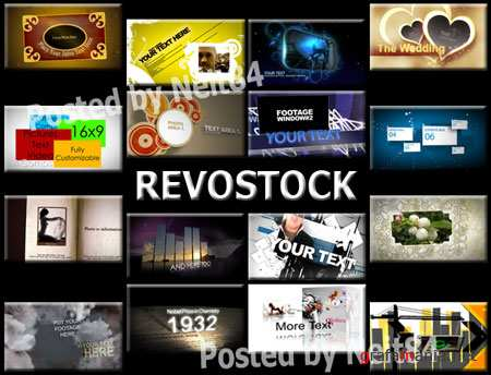 53 Template After Effects Project of RS 2010