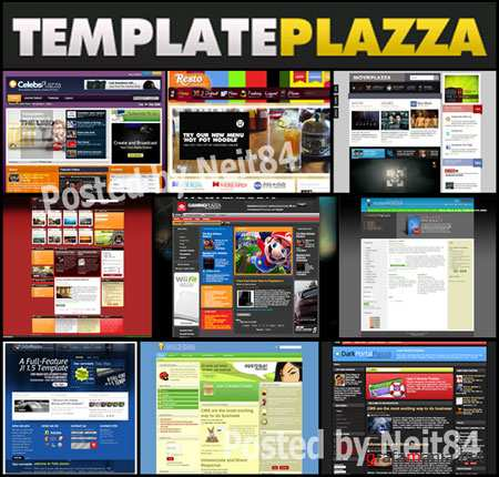 Selected Joomla Template from TemplatePlazza