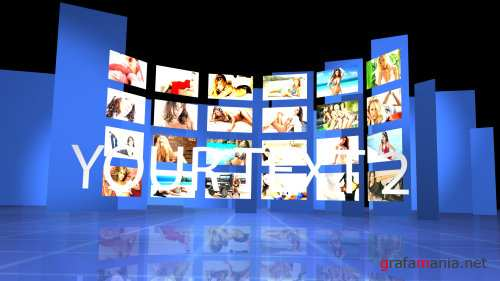 VideoHive Video Wall 57033