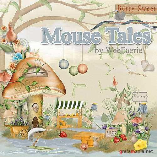 C����-����� � Mouse Tales