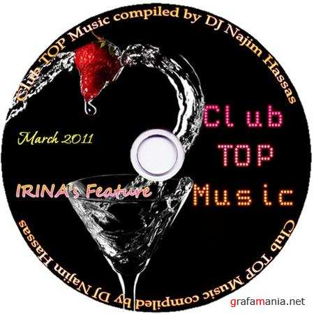 Club Top Music compiled by DJ Najim Hassas (07.04.2011)