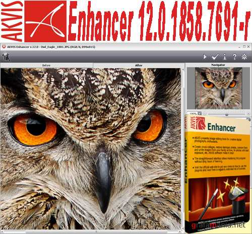 AKVIS Enhancer 12.0.1858.7691-r Standalone & Plugin (ML)