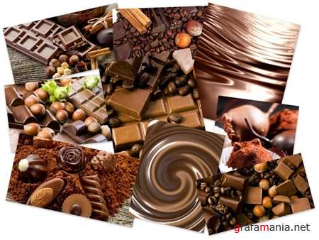 50 Incredible Chocolate HD Wallpapers
