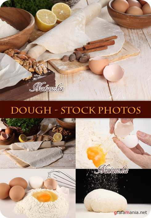 Тесто клипарт. Dough - Stock Photos