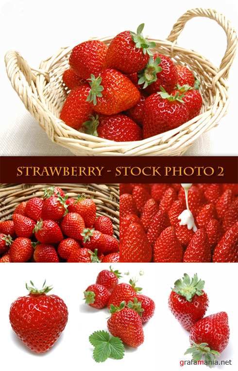 Strawberry - Stock Photos part 2