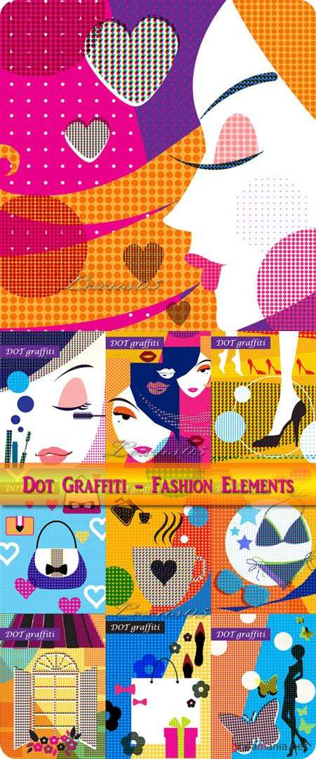 Vector Fashion Elements
