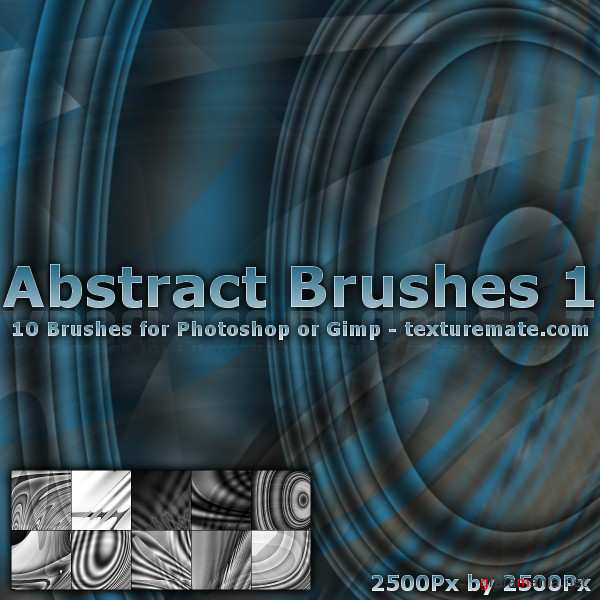 Абстрактные кисти / Abstract Brushes 1