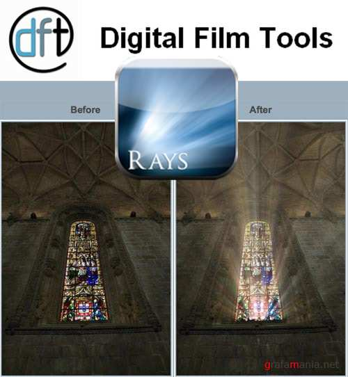 Digital Film Tools Rays v1.0.1 (х86/х64)