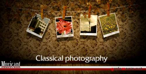 VideoHive Classical Photography 111079