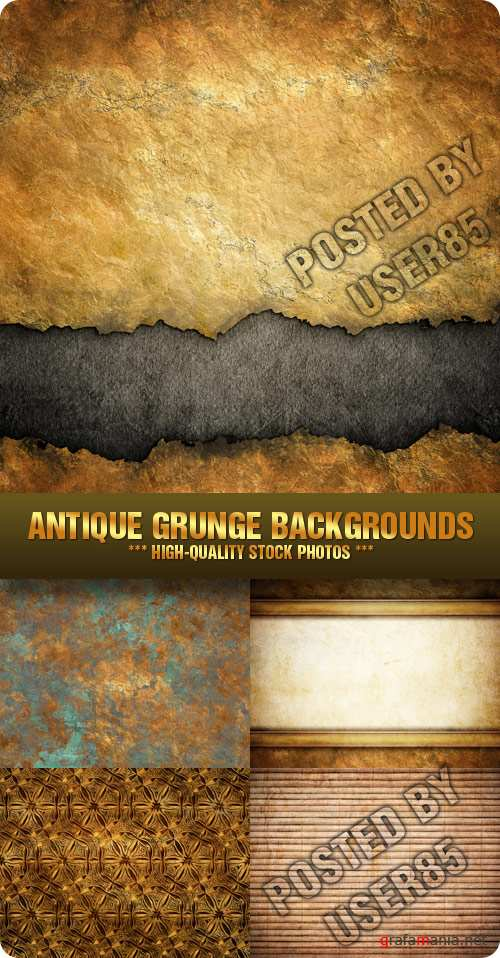 Stock Photo - Antique Grunge Backgrounds