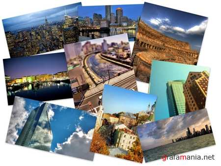 55 Incredible Cityscapes HD Wallpapers