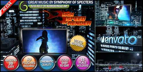 VideoHive Night Stranger 153358