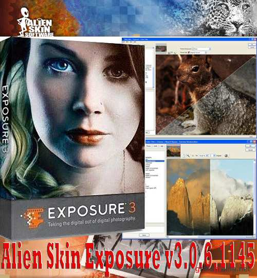 Alien Skin Exposure v3.0.6.1145