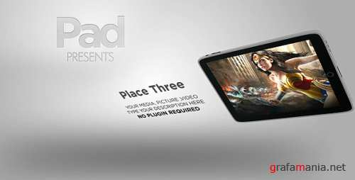 VideoHive Pad Commercial 139135