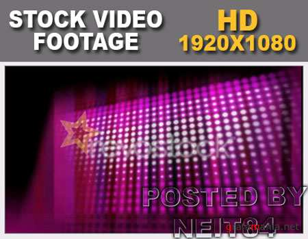 Footage Motion Backgrounds Pink LED Wall 148143