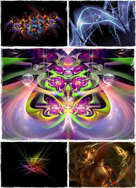 Wallpapers - Best Fractal Pack#19