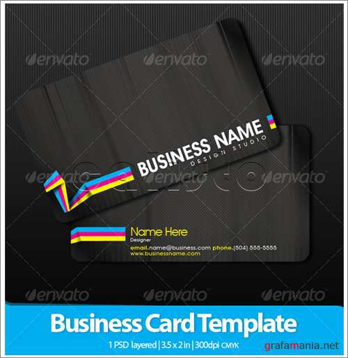 Design Studio Business Card - GraphicRiver