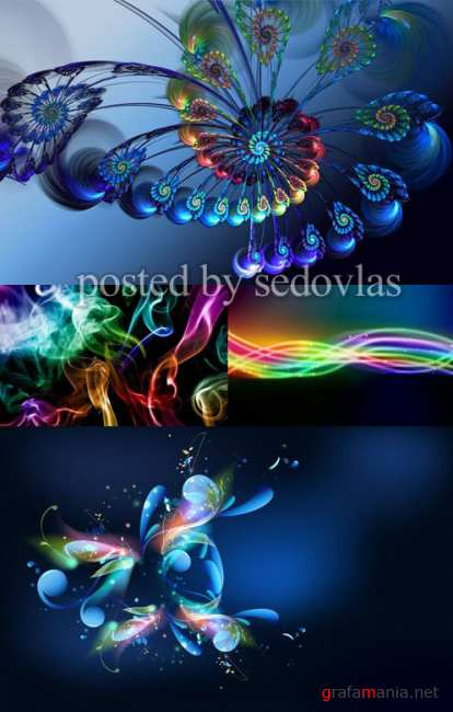 50 Amazing Colorful Wallpapers [Set 4]