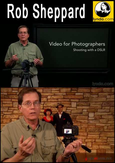 Lynda.com - Video for Photographers: Shooting with a DSLR