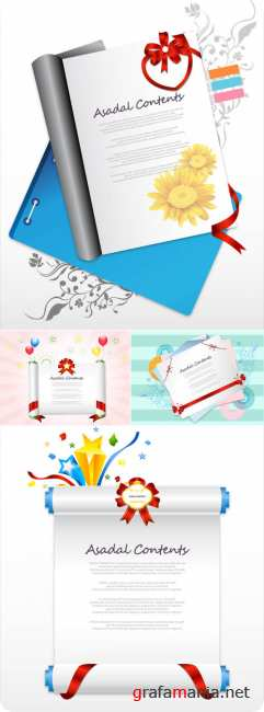 Vector stock - Asadal Contents Papers Vector