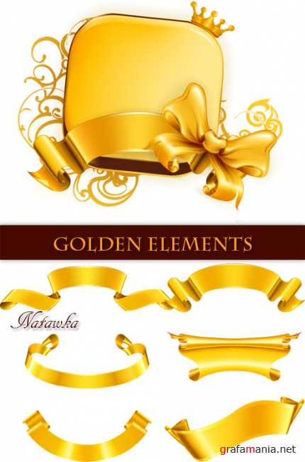 Golden - Stock Vectors 2